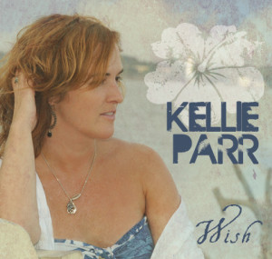 Kellie Parr CD Cover